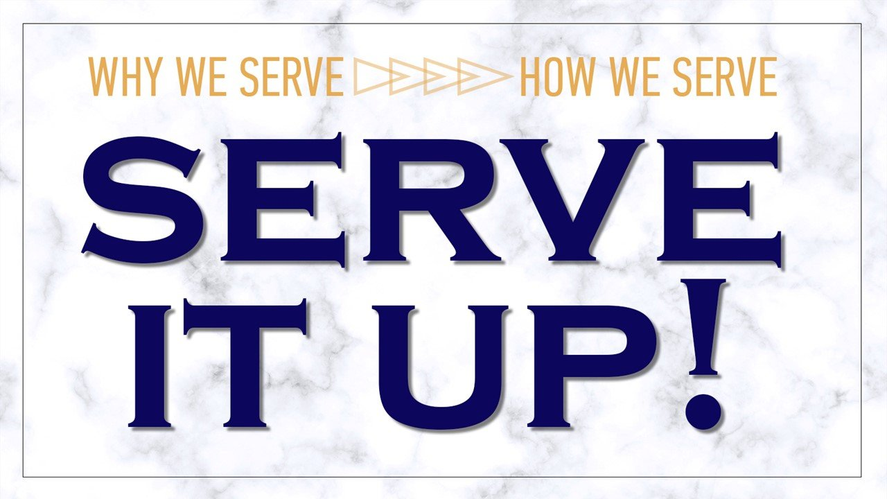 How We Should Serve to the Lord